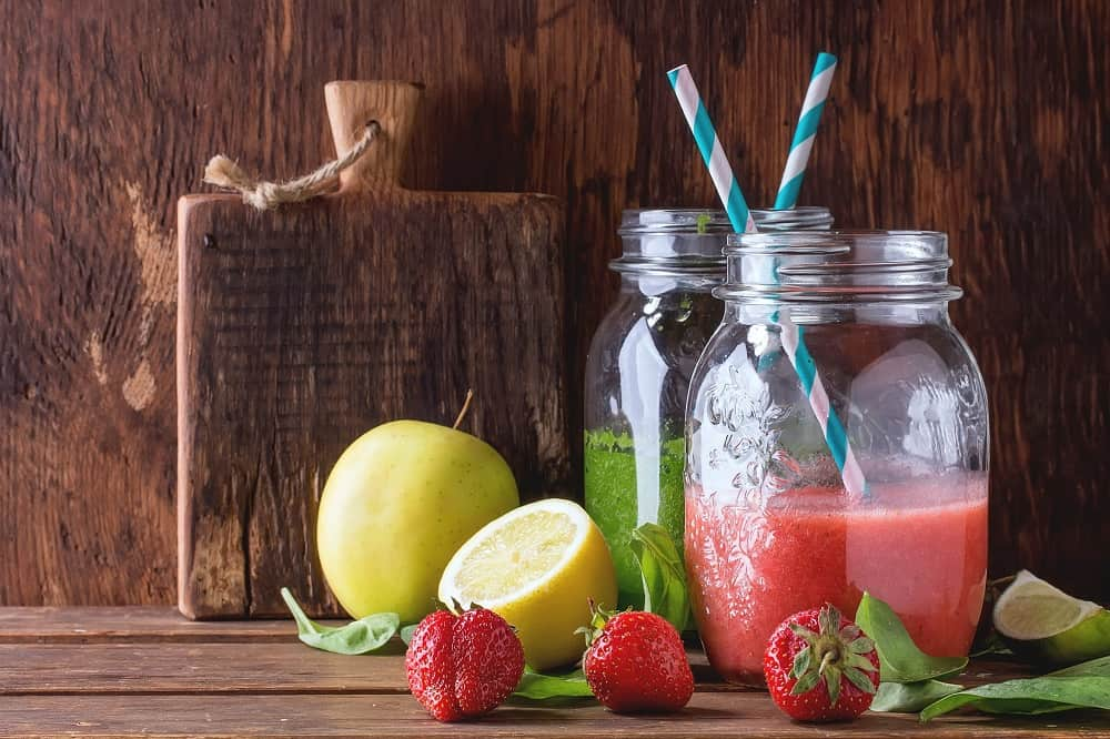 What Is an Antioxidant Drink