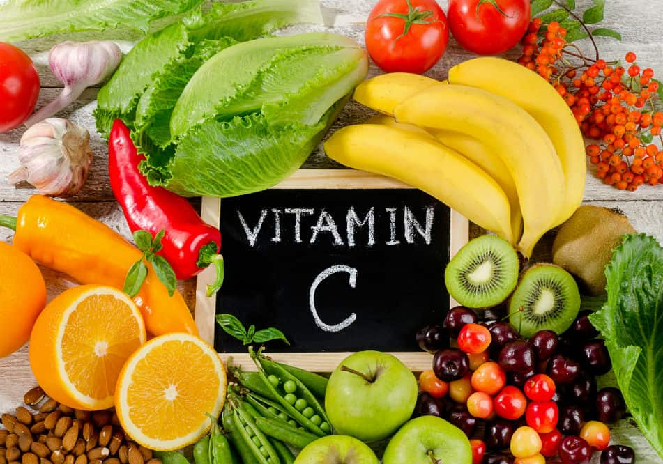 Vitamin C an Antioxidant