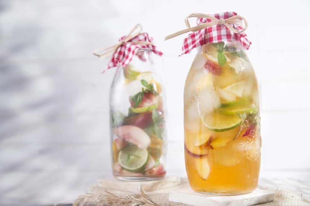 antioxidant infusion