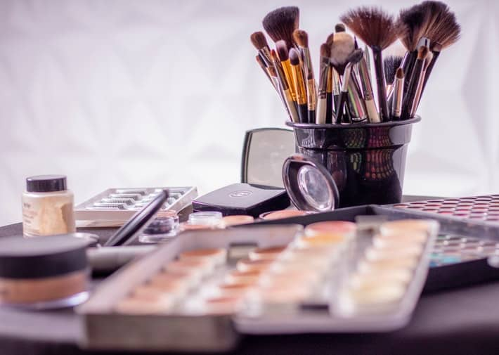 Makeup products for aging skin over 50