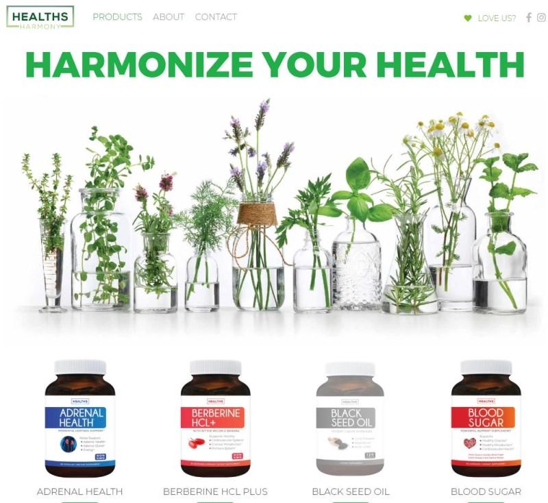 Healths Harmony - Harmonize your health