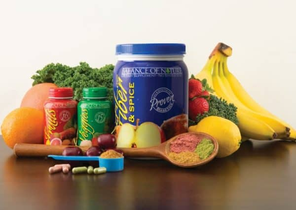 Balance of Nature Supplements