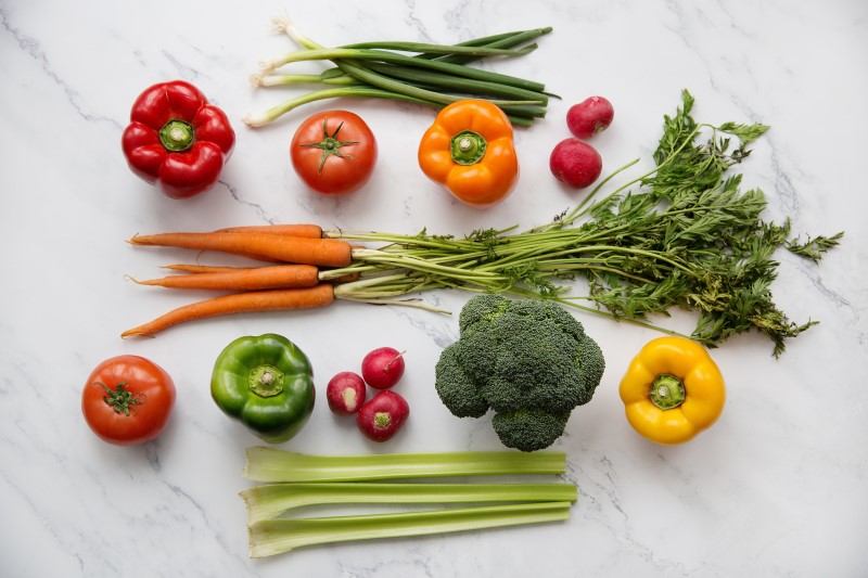 Incorporate natural antioxidants into your diet