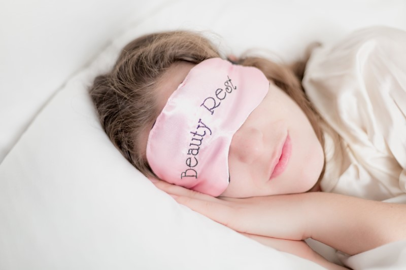 Get enough sleep - beauty rest