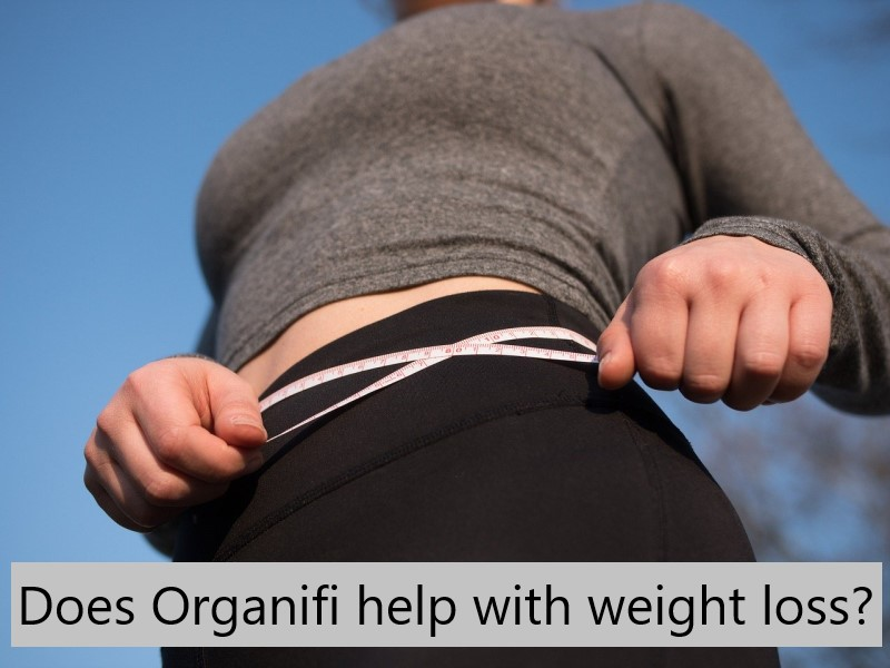 Does Organifi help with weight loss?
