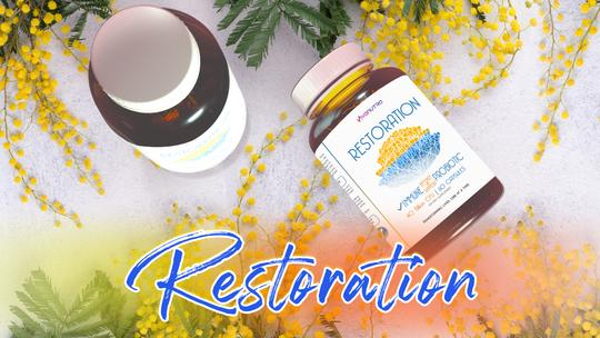 Restoration Probiotic Toenail Fungus Treatment
