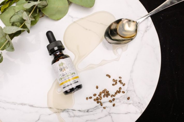 Taking CBD oil every day for pain