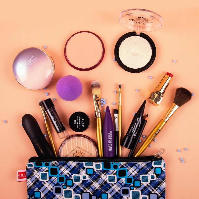beauty products cosmetic items