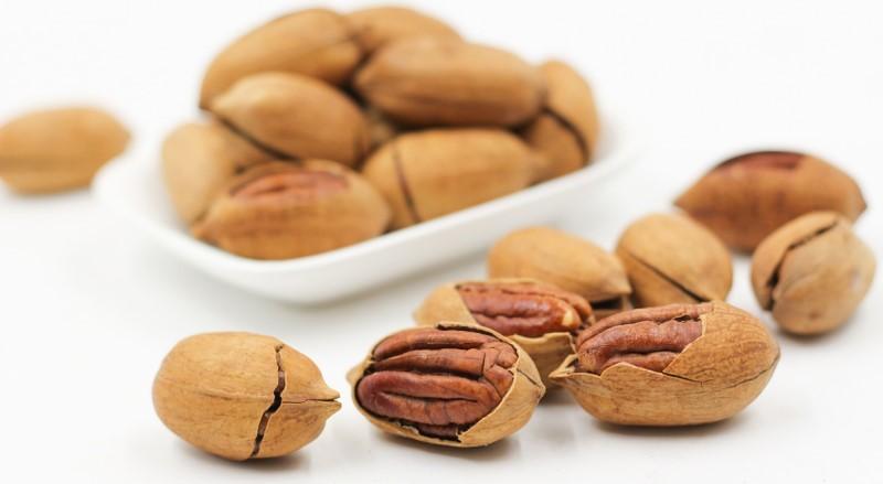 pecans, nuts