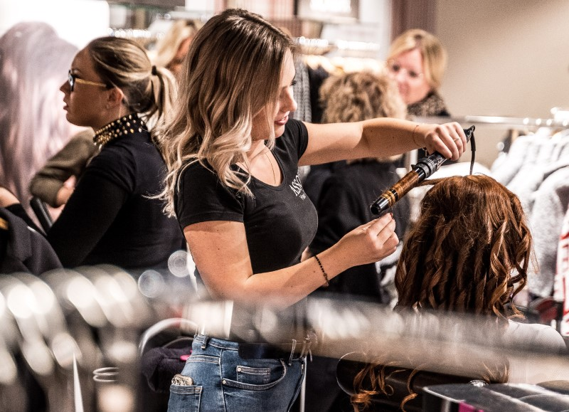 Find the perfect hairstylist