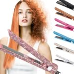 How to select a flat iron for coarse hair