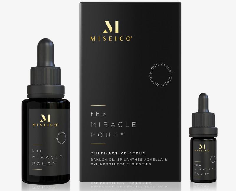 The Miracle Pour | Miseico