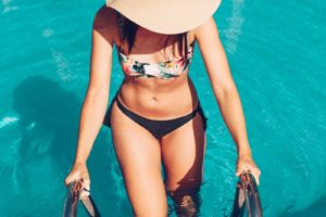 How to get the perfect bikini line