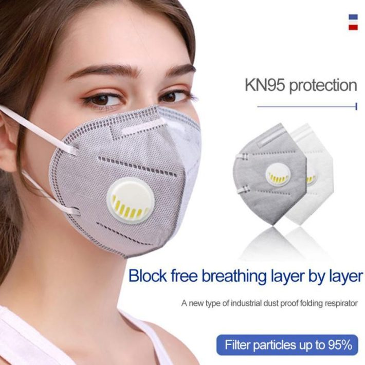 KN95 face mask review