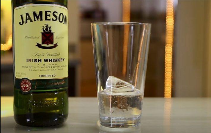 Green Tea Shot - Jameson Irish Whiskey