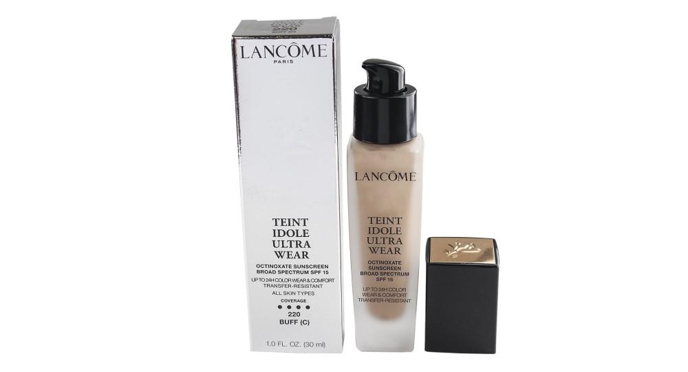 Best foundation for sensitive skin - Lancome Teint Idole Ultra Wear