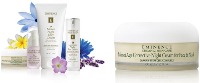 Eminence Monoi Age Corrective Night Cream for Face & Neck
