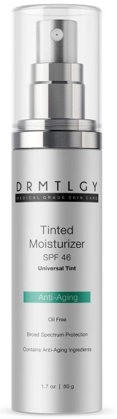 DRMTLGY Anti-Aging Tinted Moisturizer with SPF 46