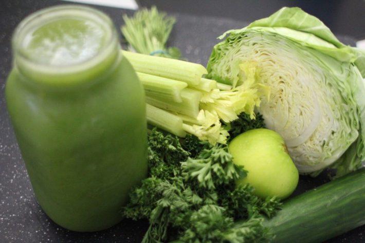 Green juice keto