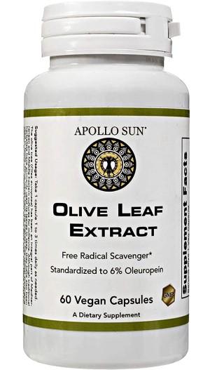 APOLLO SUN Olive Leaf Extract