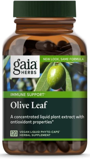 GaiaHerbs Olive Leaf extract