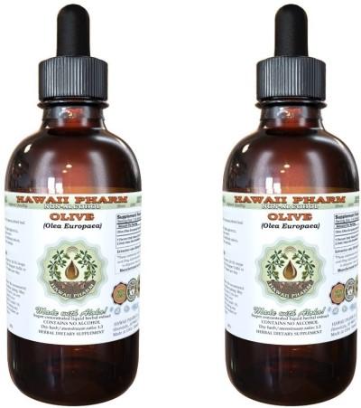 Hawaii Pharm Olive Liquid Extract Tincture
