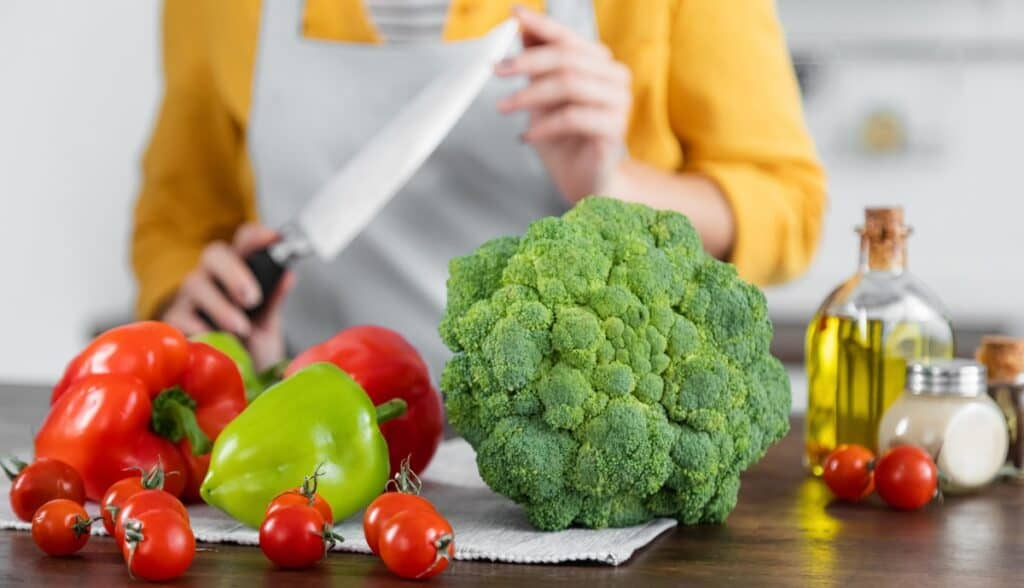 Vegetable supplements are not a replacement for food
